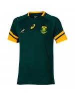 South Africa Springbok Tee Fan Gym T-Shirt 2015-2016
