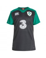 Ireland Kid's Alternate Pro Rugby Shirt - Bosphorus Green (2015-2016)