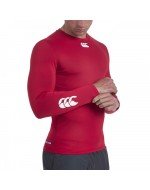 Baselayer Cold Long Sleeve (Red)