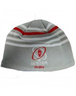 Ulster Rugby Beanie - Grey/White (2017-2018)