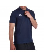 Waimak Core Polo Shirt - Navy Blue