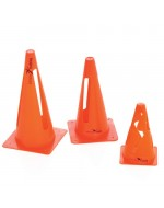 "15"" Collapsible Traffic Cones (Set of 4)"