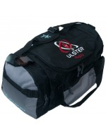 Ulster Rugby Players Compact Duffel Bag - Black (2017-2018)