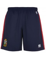 British & Irish Lions Rugby Vapodri Gym Shorts - Peacoat