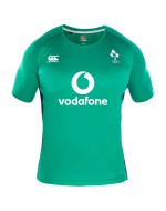 Ireland Rugby Vapodri Superlight Poly Tee - Green (2016-2017)