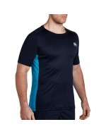 Vapodri+ Superlight Poly Training Tee - Sky Captain