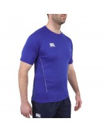 Team Dry Performance Gym Tee Shirt - Royal Blue