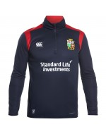 British & Irish Lions Rugby ThermoReg Thermal Layer Fleece - Peacoat