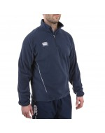 Team 1/4 Zip Micro Fleece - Navy
