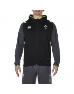Ireland Rugby IRFU Fleece FZ Hoody - Tap Shoe (2017-2018)