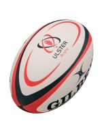 image of Ulster Rugby Ball - Official Replica Size 5