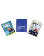 Resistance Band with User Guide - Medium (1.5m x 15cm)