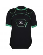 Kids Atomic V2 Body Armour (Black)