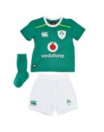 Ireland INFANT Home Rugby Kit - Bosphorus Green (2016-2017)