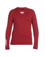 Kids Baselayer Cold Long Sleeve (Flag Red)