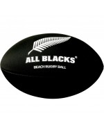 New Zealand Beach Rugby Ball - Black