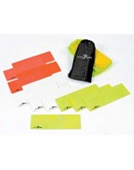 Rectangular Markers (Set of 10)
