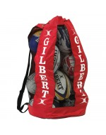 Breathable Ball Bag Red / Black