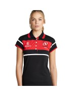 Ulster Rugby Ladies Polo Shirt (2016-2017)