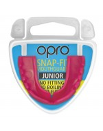 Snap-Fit Kid's Mouthguard and Case