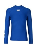 Kid's Thermoreg Long Sleeve Baselayer (Olympian Blue)