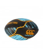 Thrillseeker Training Beach Rugby Ball (Jet Black)