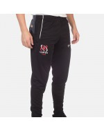 Men's Ulster Rugby Tapered Track Pant - Black (2017-2018)