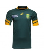 South Africa Springbok YOUTHS RWC 2015 Replica Home Rugby Shirt