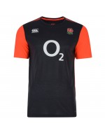 England Rugby Elite Training Tee - Graphite (2016-17)