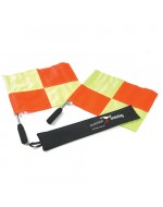Linesman's Official Flag Set (Alloy Poles)