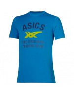 Performance Graphic T-Shirt (Atomic Blue)