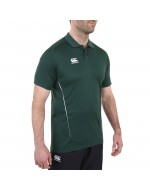 Team Dry Polo Shirt - Forest Green