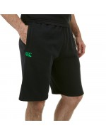 Ireland Rugby Fleece Shorts - Black (2016)