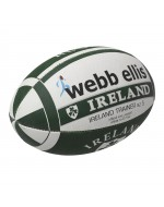Ireland Rugby Trainer Ball (Mini)