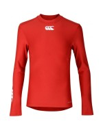 Kid's Thermoreg Long Sleeve Baselayer (Flag Red)