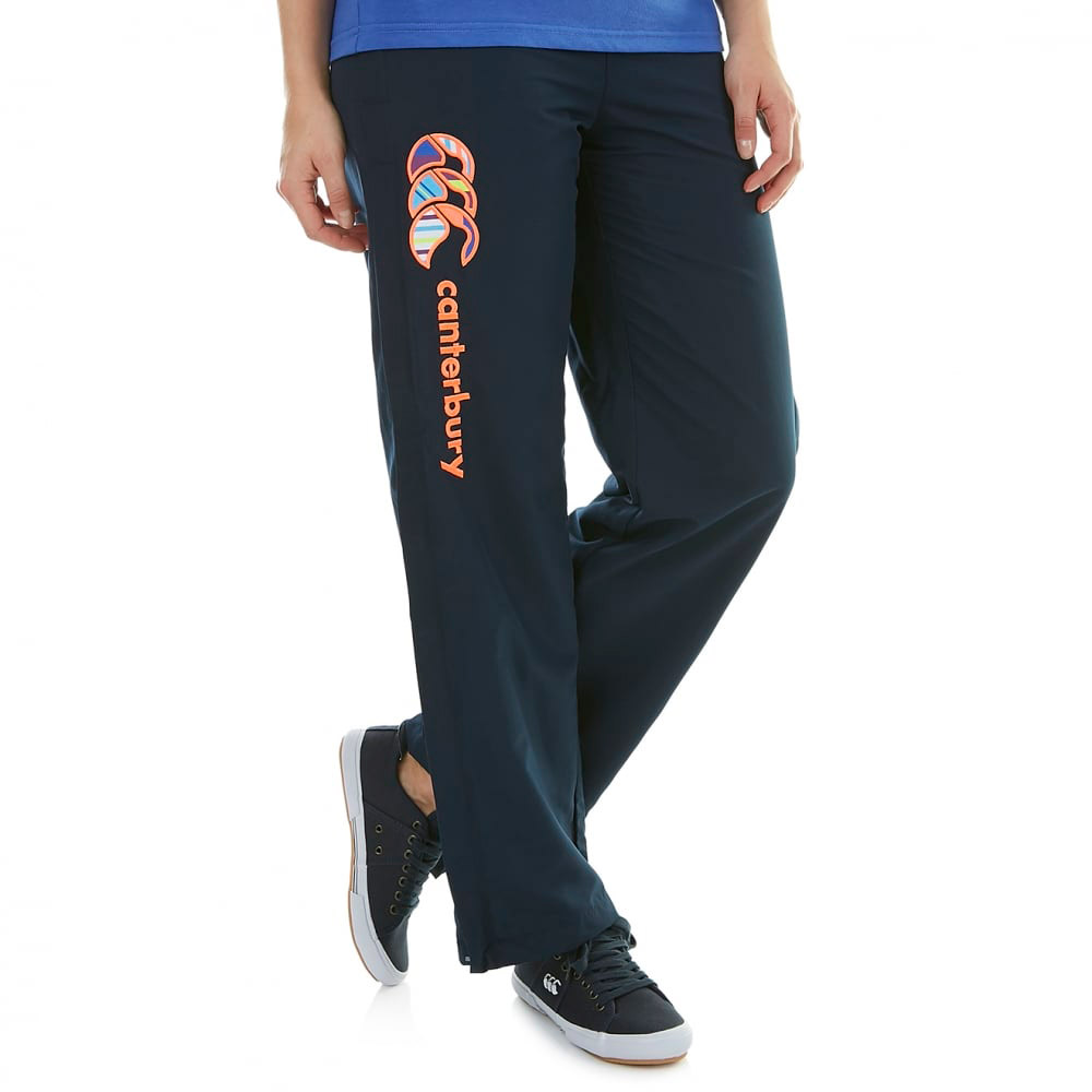 Simple Navy Blue Dress Pants Womens  Pant Olo