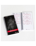 A5 Football Slimline Scouts Notepad