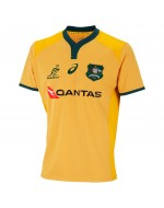 Australia Wallabies 2018-2019 Rugby TEST Shirt