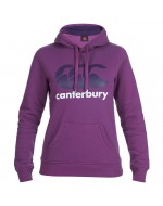 Woman's Classic Hoody - Warm Violet/Blackberry