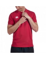 Waimak Core Polo Shirt - Red