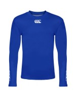 Kids Baselayer  Cold Long Sleeve (Olympian Blue)