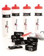 Elasticated Water Bottle Numbers 1-17