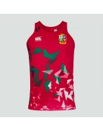 British & Irish Lions Rugby Gym Vest