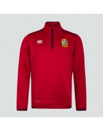 British & Irish Lions Rugby 1/4 Zip
