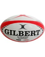 G-TR4000 Training Rugby Ball (Red) - Size 4