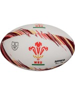 Wales Rugby Ball - Supporters Size 4