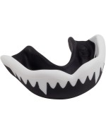 Synergie Viper Mouthguard (Black/White) - Senior