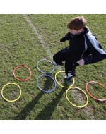 Speed Agility Hoops (Set of 12)