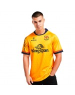 Ulster Rugby Replica Away Shirt (2021-2022) Amber Yellow