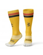 Ulster Rugby Away Playing Socks Amber Yellow (2021-2022)